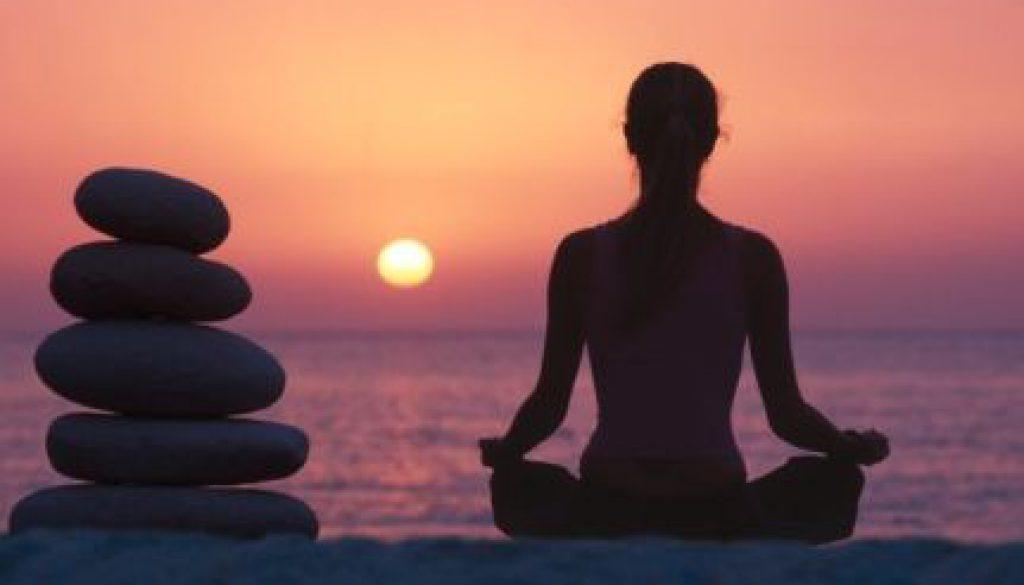 如何练习冥想靜坐
