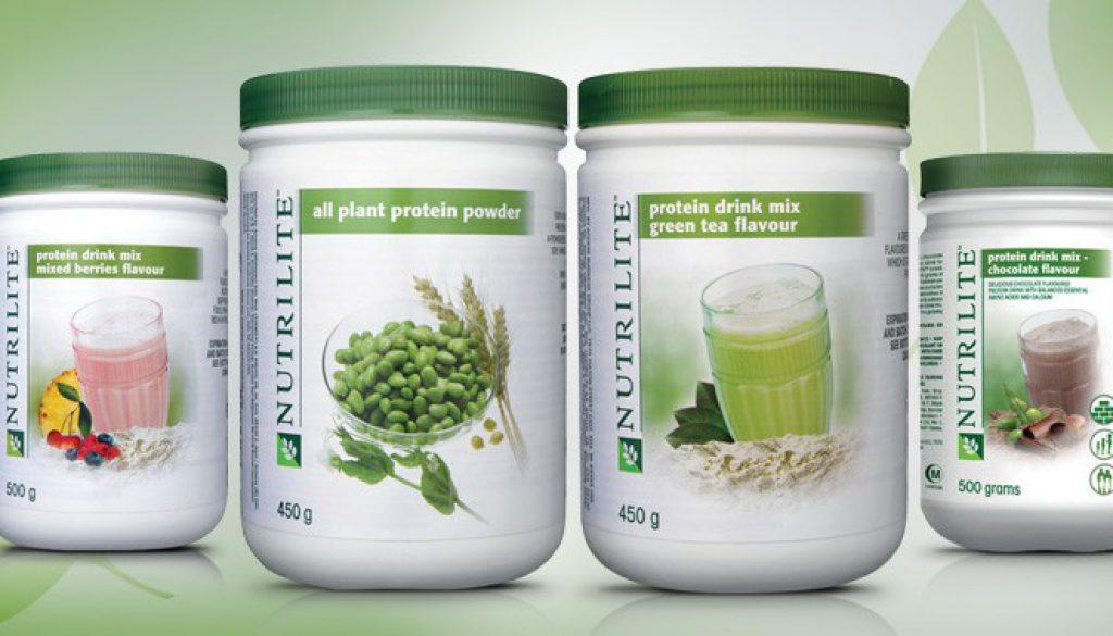 NUTRILITE 全植物蛋白质粉