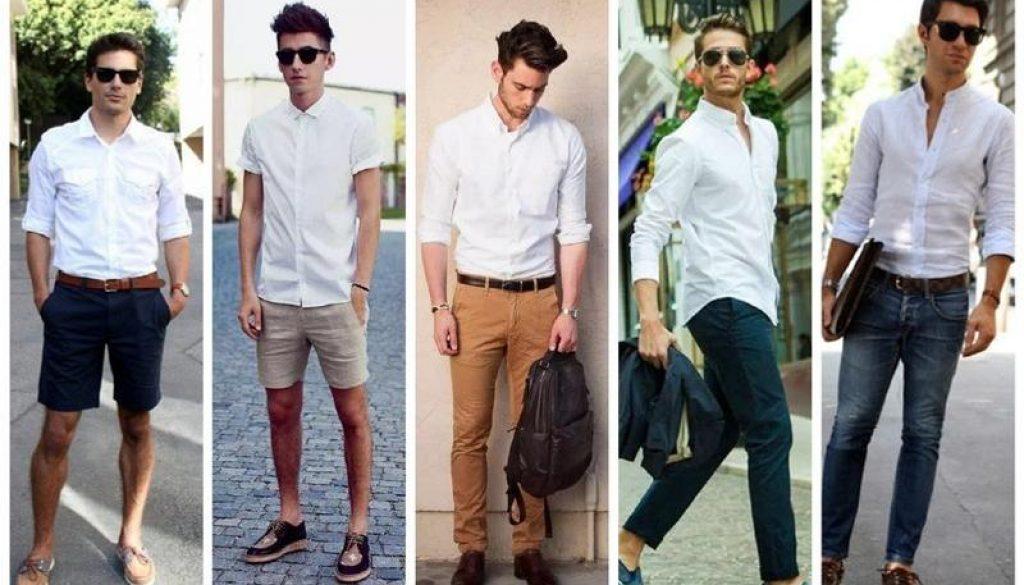 一件白襯衫 5 種神搭配  沒人發現你每天都穿同一件!