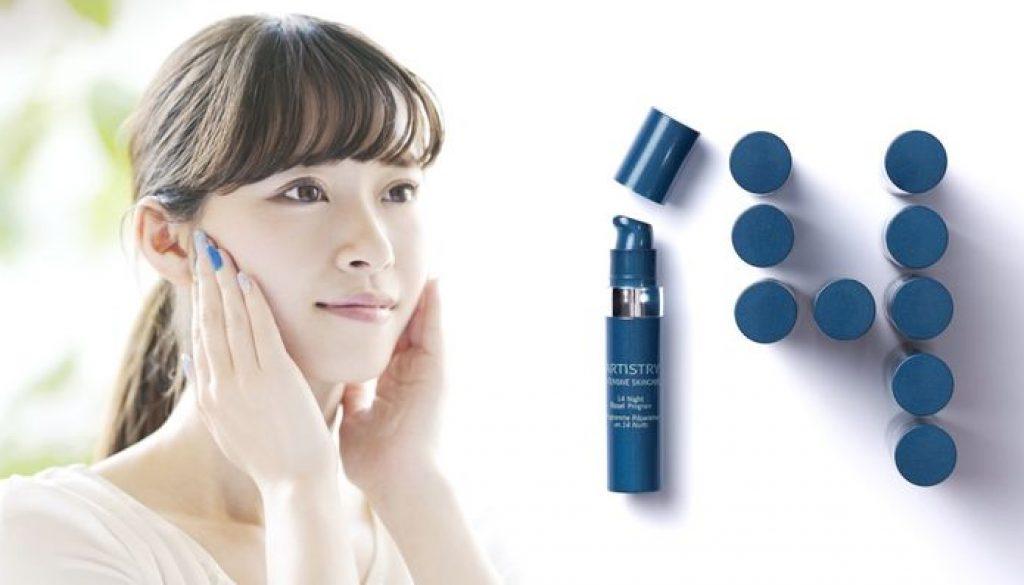 保養也可以主動出擊!增加肌膚修復能力,並延緩肌膚老化,回春力大大進階,雅芝新肌因14活膚組