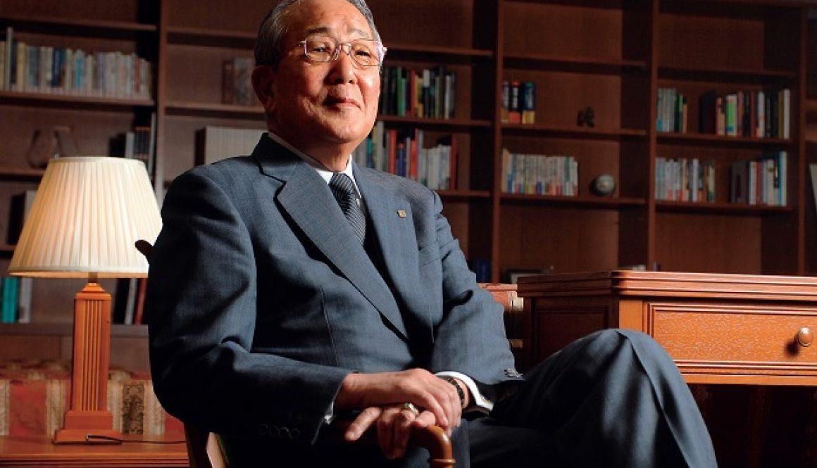「成功,是因我有哲學」日本稻盛和夫分享:從窮困潦倒到經營之聖的「人生方程式」