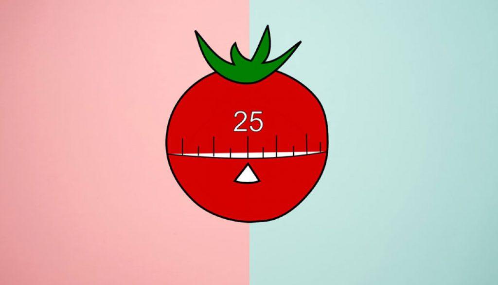 什麼是「番茄鐘工作法」? 學習高效率時間管理的5個基本步驟