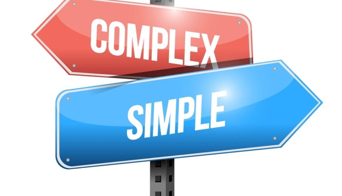 《簡單與複雜》