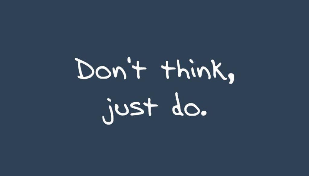 《想和做》