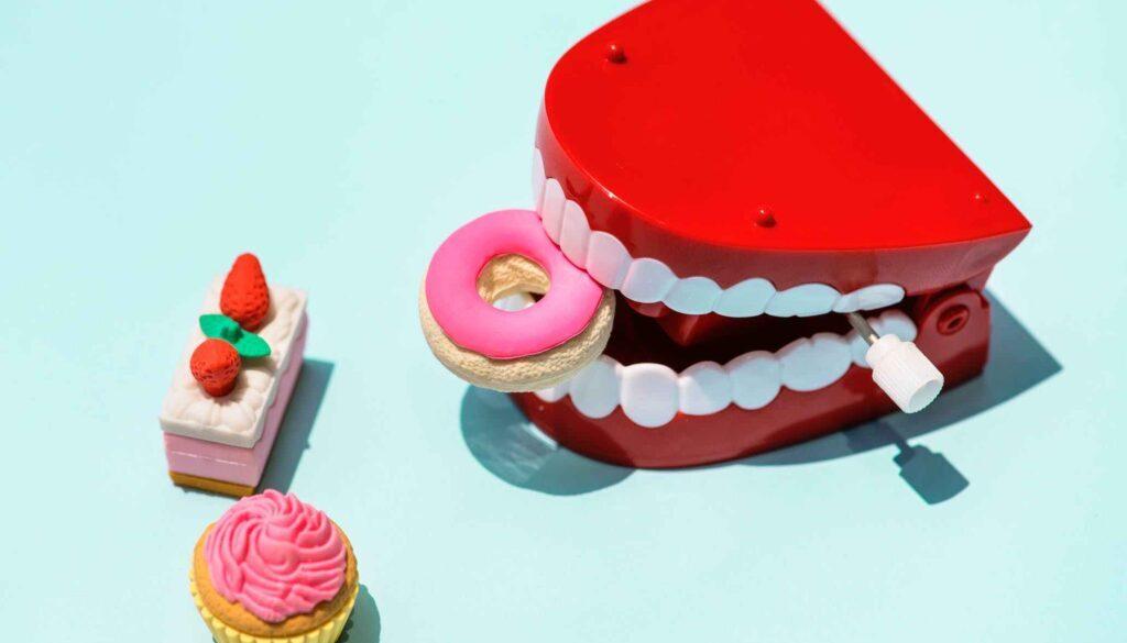甜品控看过来!维持口腔健康的小秘密全在这里!