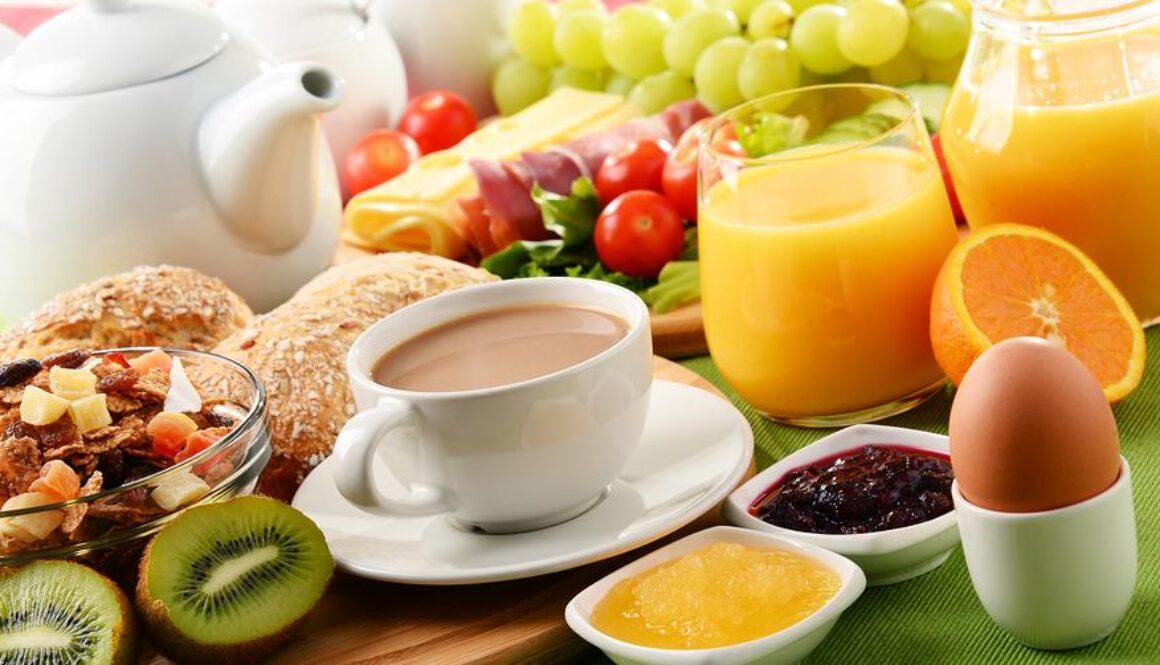 孩子更需要营养早餐